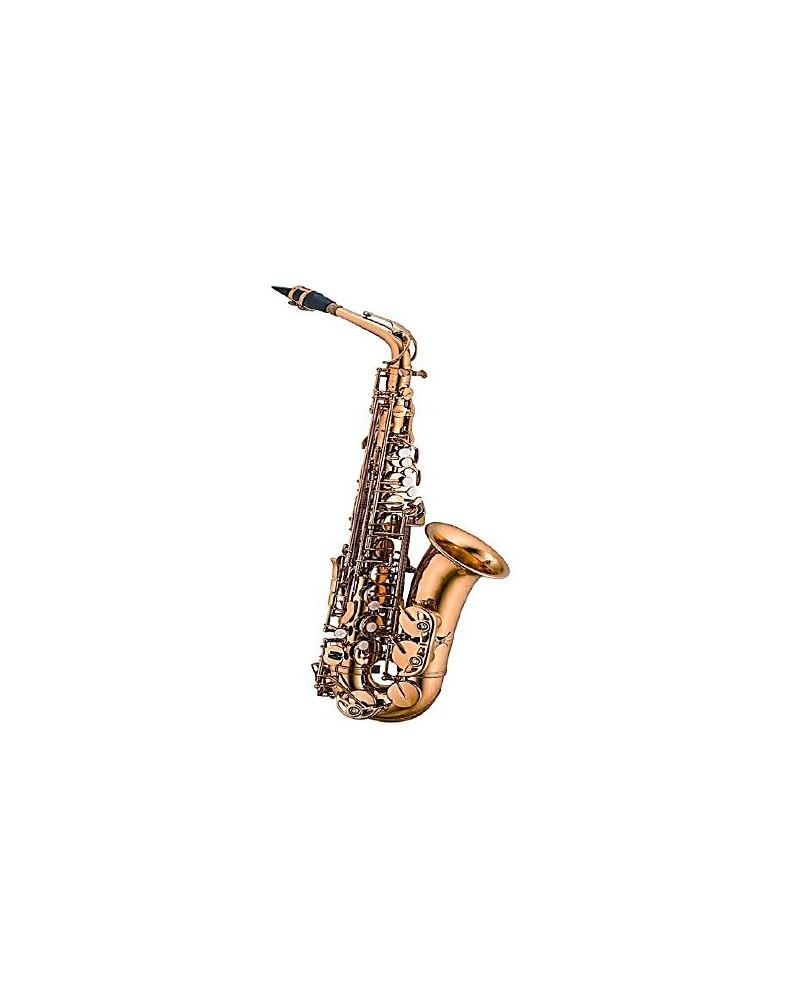 Saxofon alto Mib profesional lacado oro. Logan. Selm M.VI.Dearmonia.com