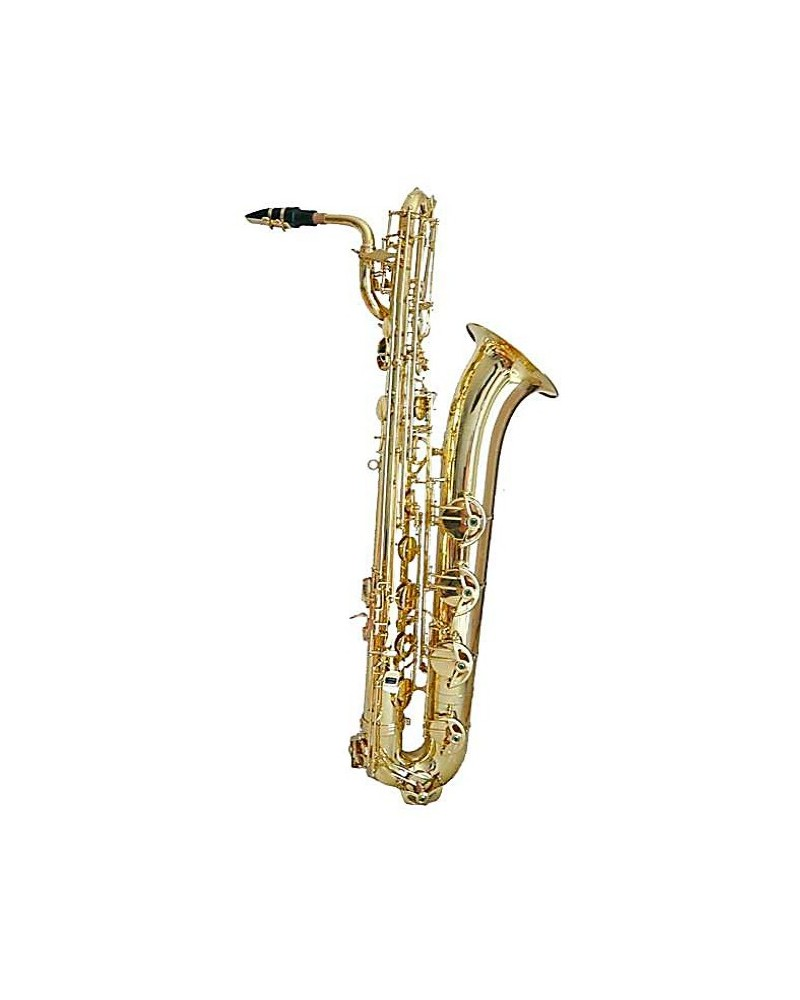 Saxofon Baritono Estudio. Lacado. Logan.