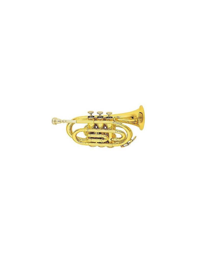 Trompeta Pocket Sib Estudio. Logan.