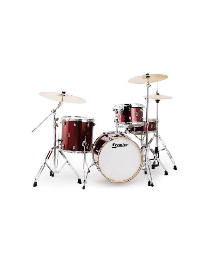 """Batería """"PREMIER"""" APK Jazz 18"""" Rojo.Enrique Keller"""