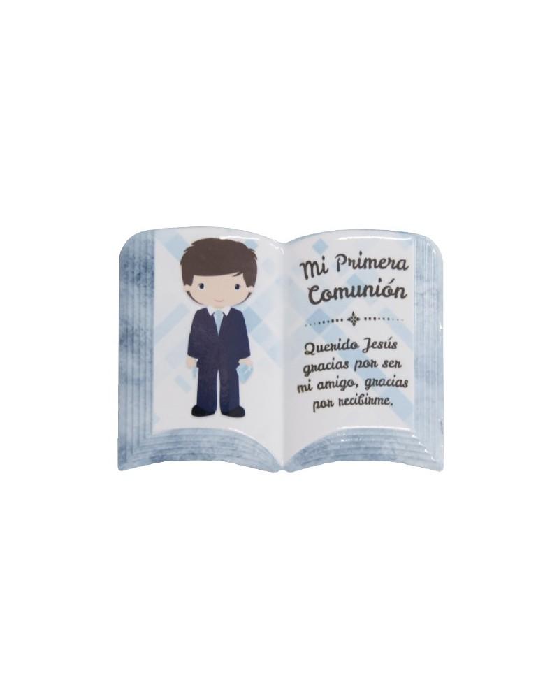 Imán libro comunión
