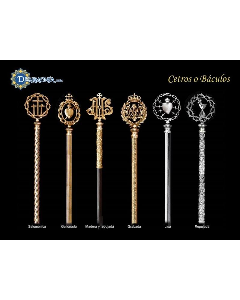 Cetros o Báculos.Dearmonia.com