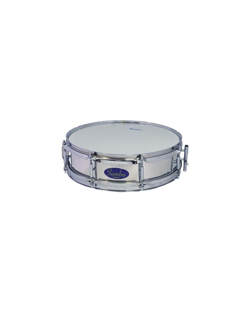 Caja banda d35.6 cm/14pul, aluminio.Samba