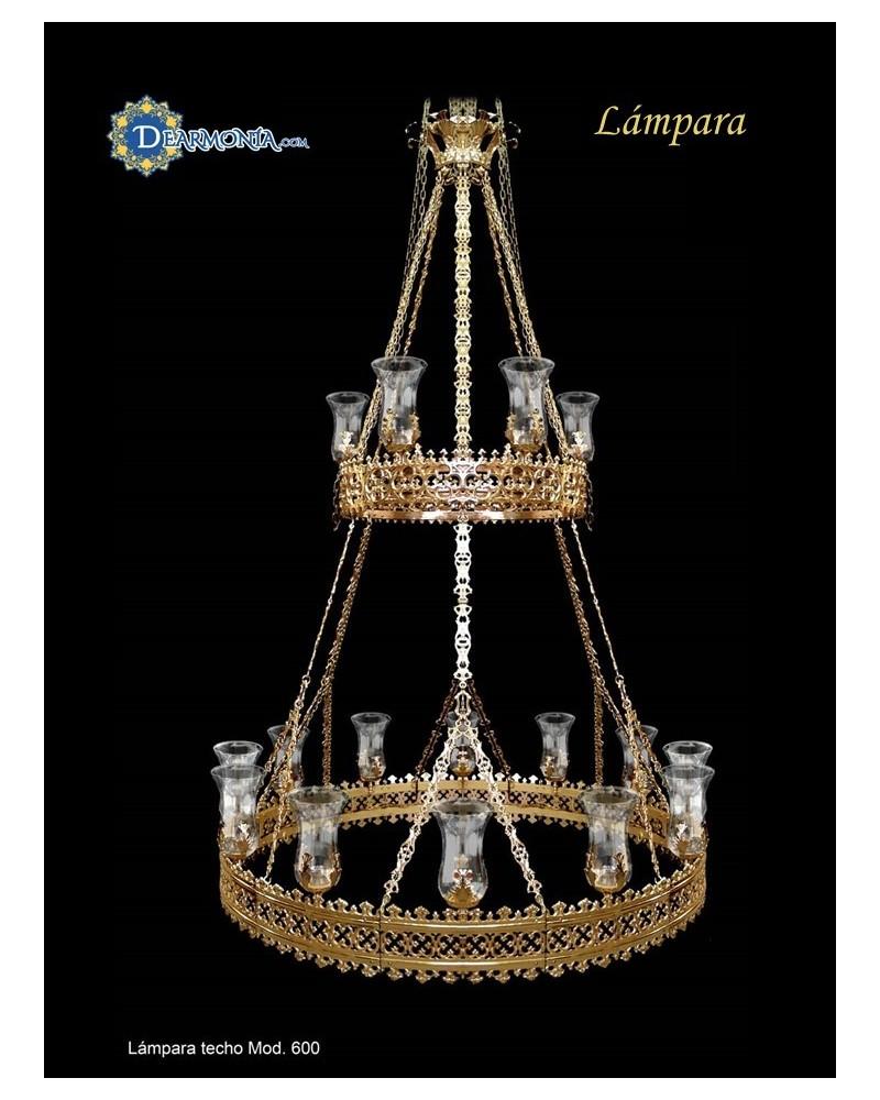 Lámpara de iglesia