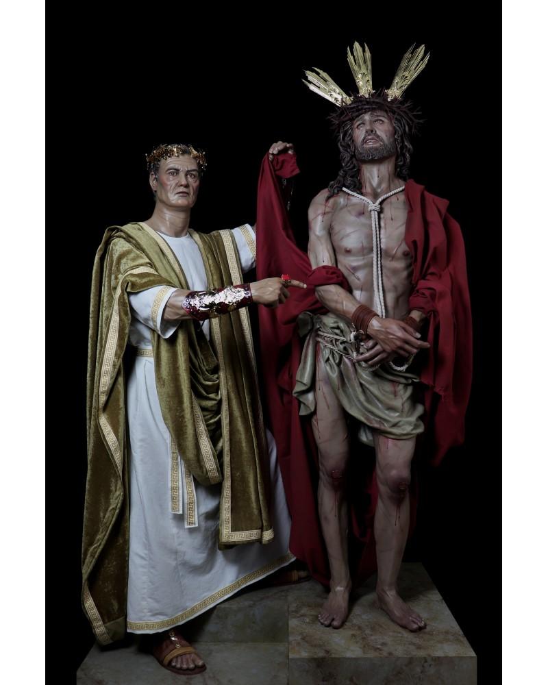 Cristo tallado 2