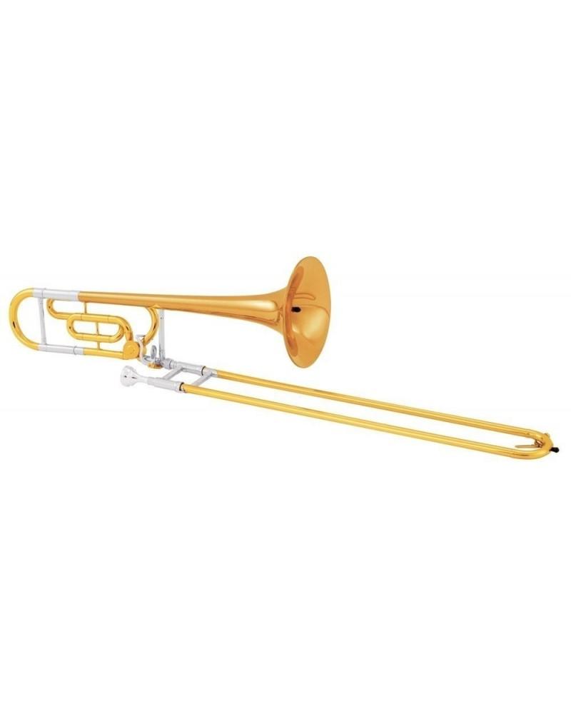 Trombon Tenor en Sib/Fa 608F Legend King