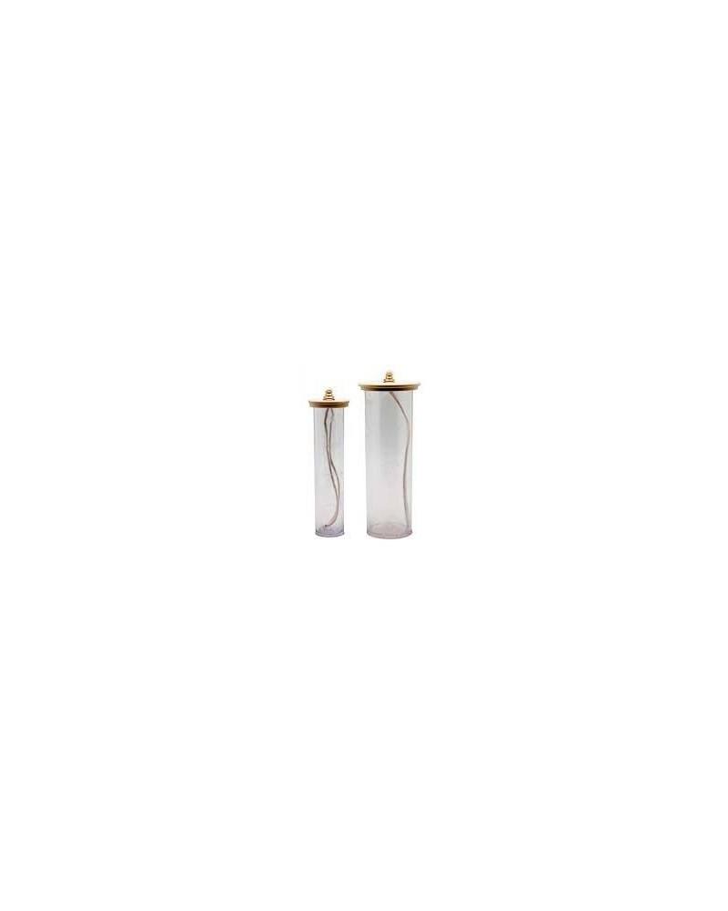 Cartucho de cera Líquida Recargable 2,1 cms. diámetro x 15 cm