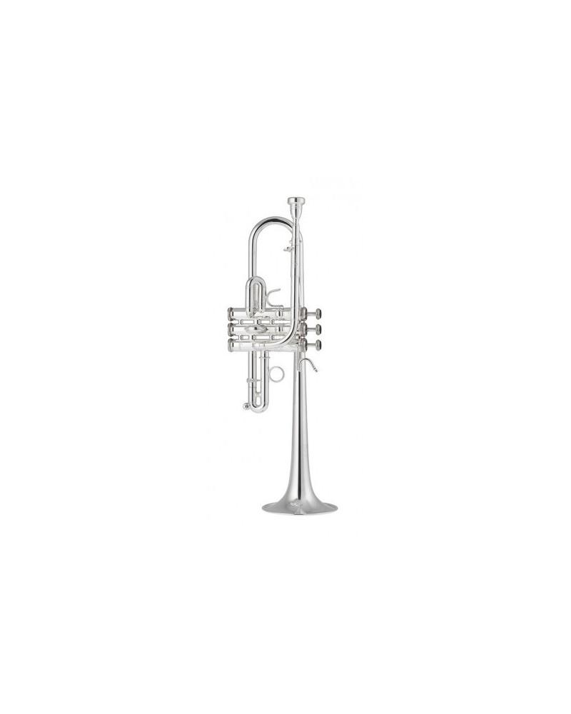 Trompeta Titán Re/Mib, Stomvi