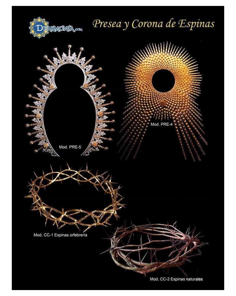 Presea y Corona de Espinas
