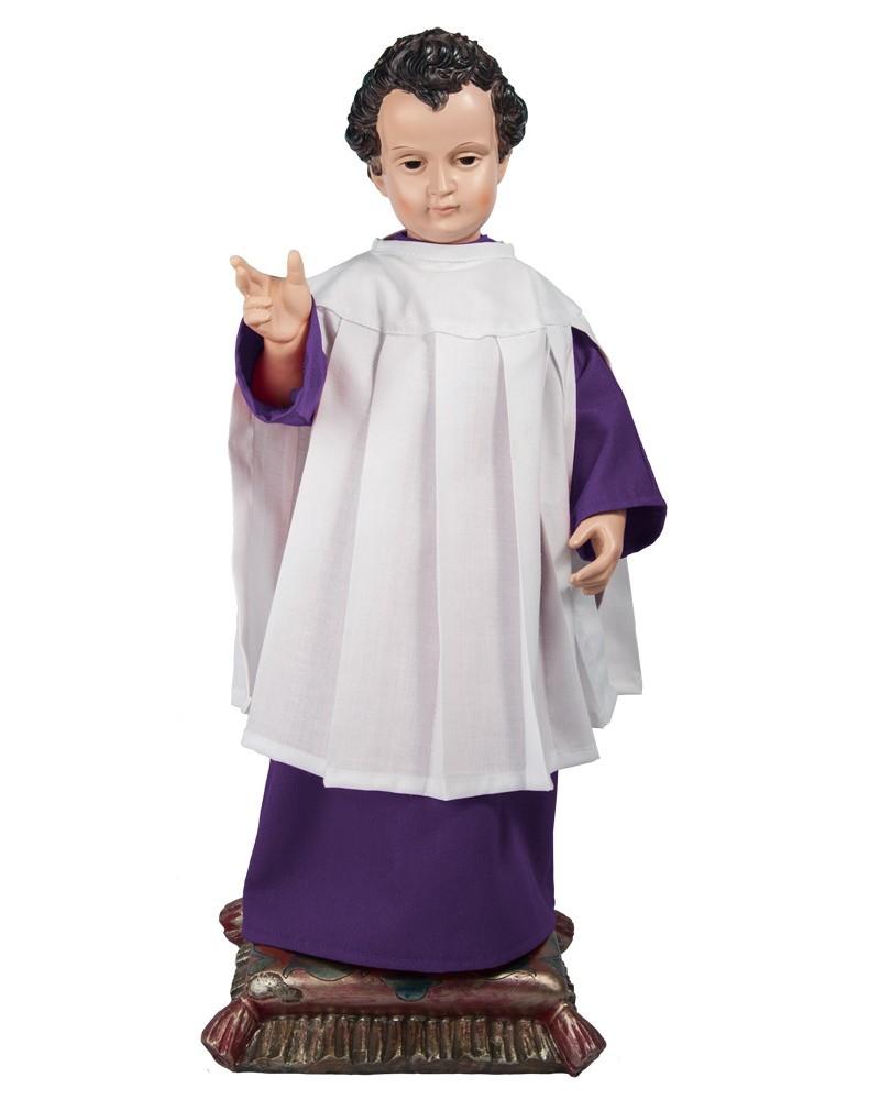 Hábito de monaguillo para niño Jesús