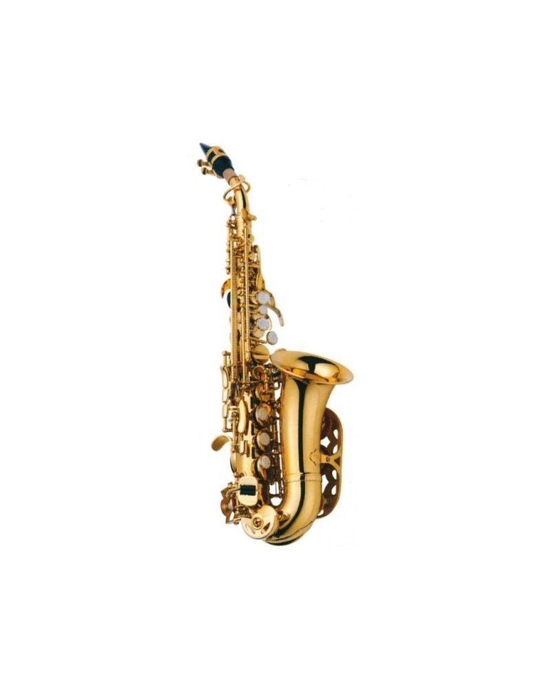 Saxofón Soprano Curvo Sib SPC 700 J.Michael