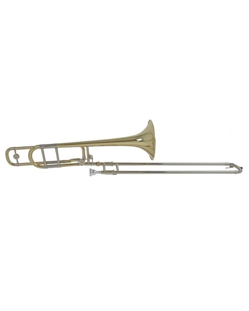 Trombón de Varas tenor en Sib/Fa TB450B BACH