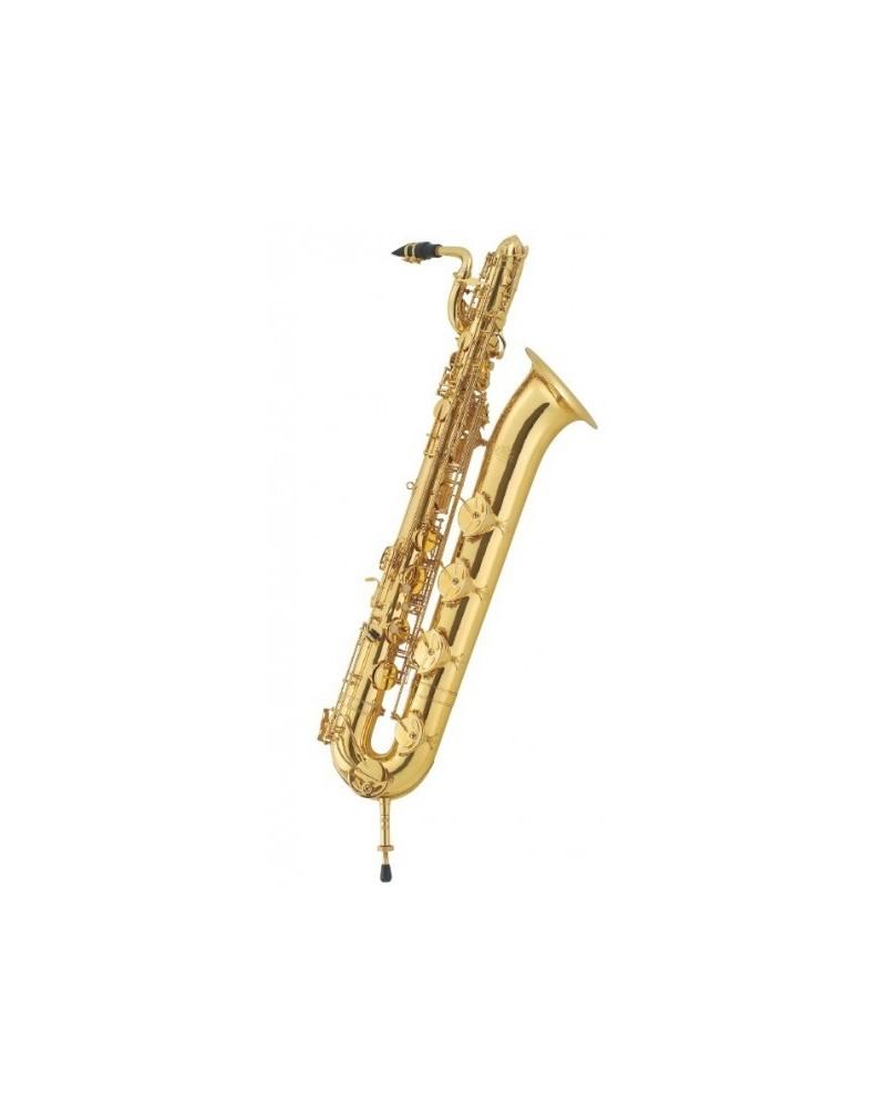 """Saxofón Baritono MI BEMOL """"JMICHAEL"""" DORADO"""