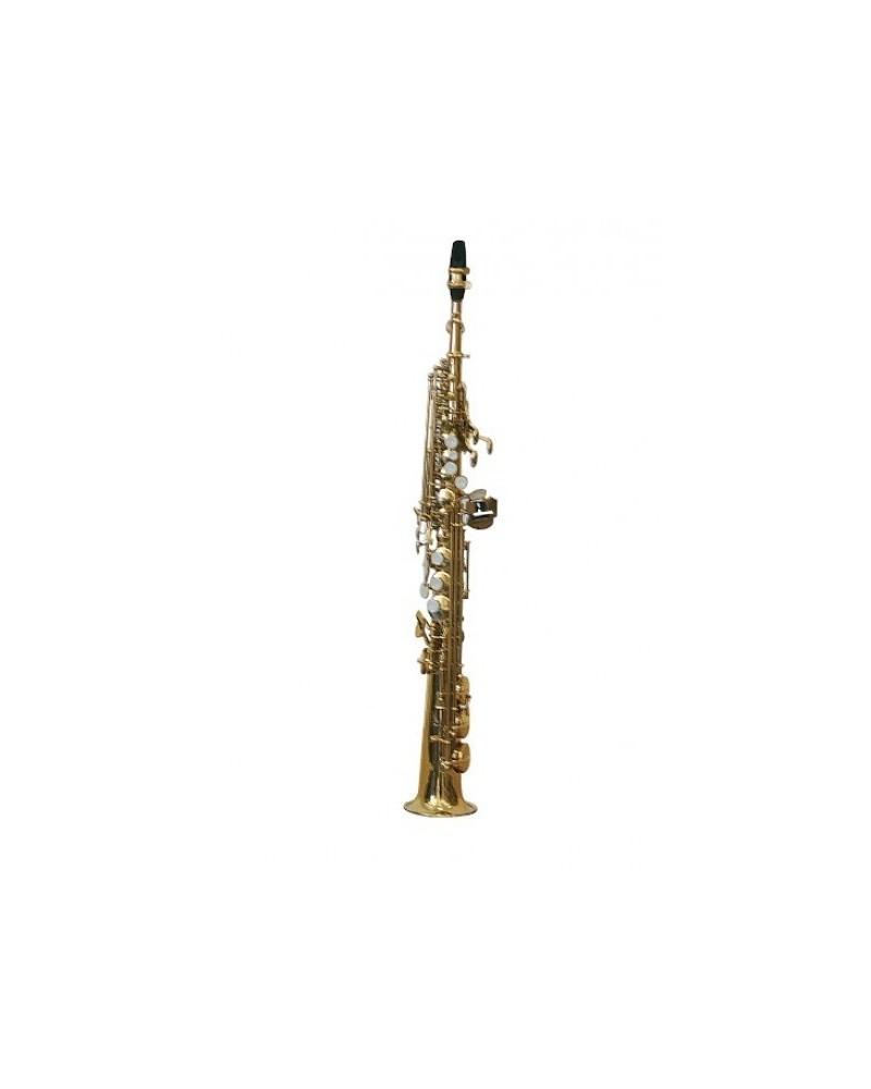 "Saxo Soprano SI BEMOL ""J.MICHAEL"" lacado"
