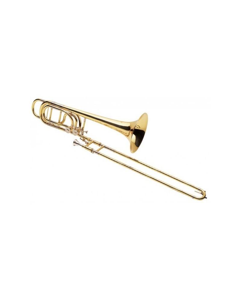 """Trombon bajo """"J.Michael""""SI Bemol. Lacado."""