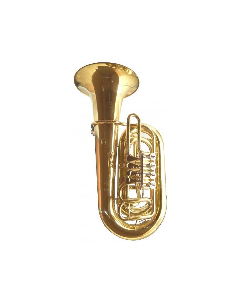 "Tuba ""J.Michael"" TU2800 DO tamaño reducido. Lacada."