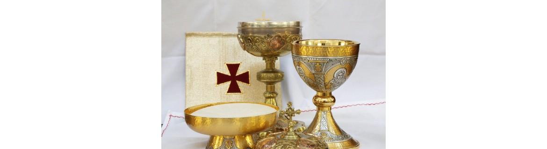 Material para la iglesia