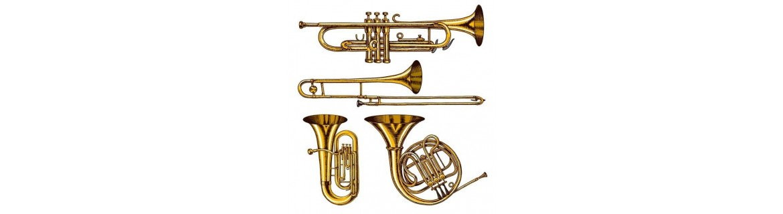 Viento metal Instrumentos