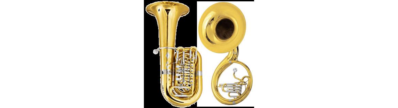 Tuba y Helicón